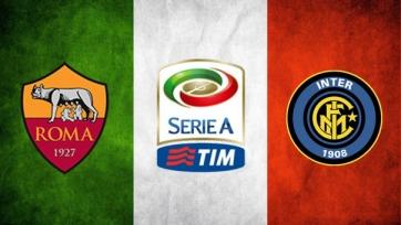 Анонс. «Рома» - «Интер». Третьим будешь?