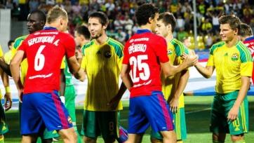 ЦСКА – «Кубань». Стали известны стартовые составы команд