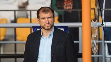Скрипченко:  «Мы выдержали натиск «Терека» и заслужили это очко»