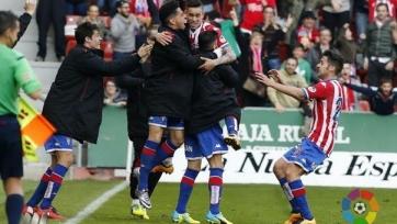 «Спортинг» добился волевой победы в матче с «Атлетико»