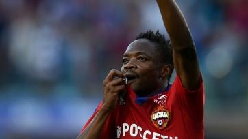 Муса достиг отметки в 50 голов за ЦСКА