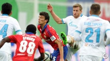Ерёменко: «Предстоящая игра с «Зенитом» не является самой важной в сезоне»