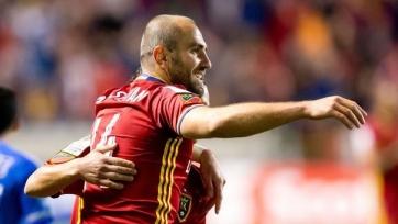 Мовсисян забил первый гол за «Реал Солт-Лейк» после возвращения