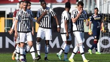 «Ювентус» разгромил «Торино»