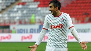 Самедов: «Я забиваю свои голы благодаря партнёрам по команде»
