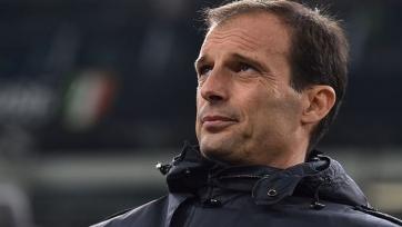 Аллегри: «Великолепная победа, игроки смогли быстро прийти в себя после «Баварии»