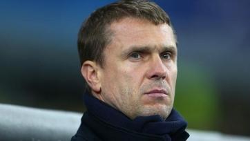 Ребров: «Радует, что не сошли на обычные забросы, и в конечном итоге забили победный гол»
