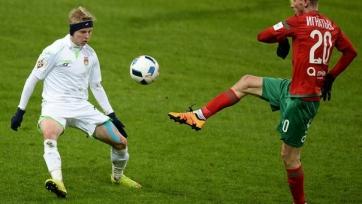 Зинченко мечтает поиграть за «Арсенал» и «Барселону»