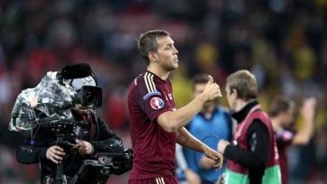 Артём Дзюба: «Постараюсь забить свой сотый мяч в играх за сборную»