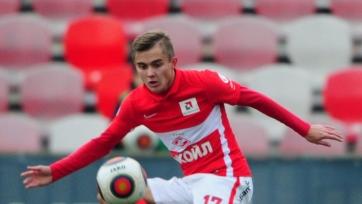 Александр Зуев заменит защитника «Бенфики» в молодёжной сборной России
