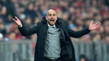 Руководство «Манчестер Сити» надеется, что Гвардиола задержится в команде