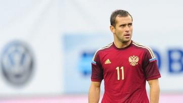 Александр Кержаков надеется сыграть за сборную