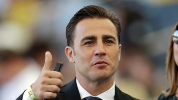 Каннаваро заявил, что хотел бы возглавить сборную Италии