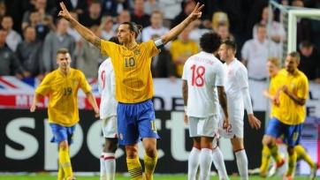 Ибрагимович назвал пять лучших игроков мира, сам швед, разумеется, попал в этот список