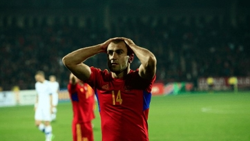 Мовсисян исключён из сборной Армении