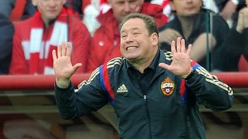 Леонид Слуцкий рассказал, почему раскачивается во время матчей