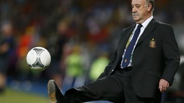 Висенте Дель Боске назвал главного фаворита Евро-2016