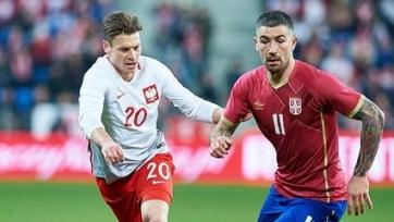 Польша переиграла Сербию