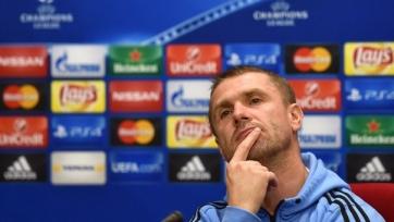 Ребров опроверг слухи о своём возможном уходе из «Динамо»