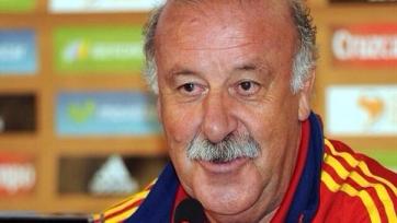 Дель Боске снова морочит голову испанской федерации футбола