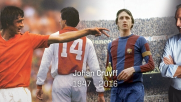 На 68-м году жизни не стало Йохана Круиффа