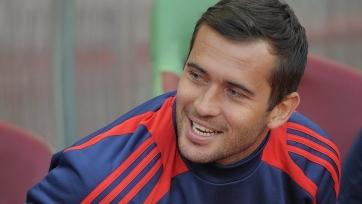 Завтра Александр Кержаков должен вернуться в общую группу