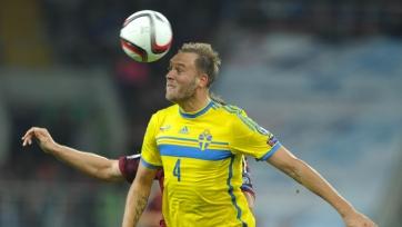 Андреас Гранквист наденет капитанскую повязку сборной Швеции