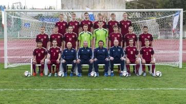 Сборная России U-19 не справилась с командой Словении
