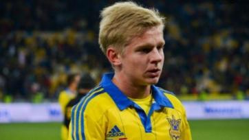 Александр Зинченко остаётся предан сборной Украины