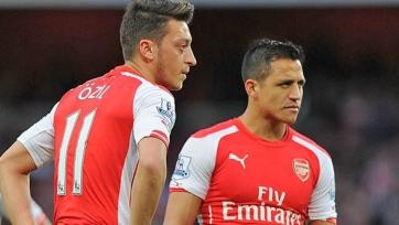Озил и Санчес могут продлить контракты с «Арсеналом»