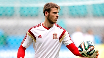 Стал известен стартовый состав сборной Испании на матч с Италией