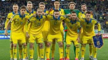 Стартовые составы матча Украина – Кипр