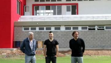 Серхио Агуэро профинансировал строительство нового тренировочного центра «Индепендьенте»