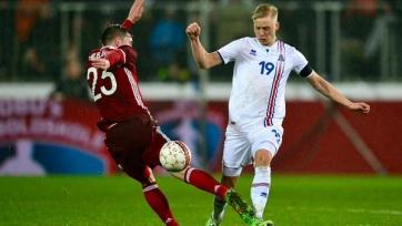 Дубль Йоргенсена принёс  датчанам утешительную победу над исландцами