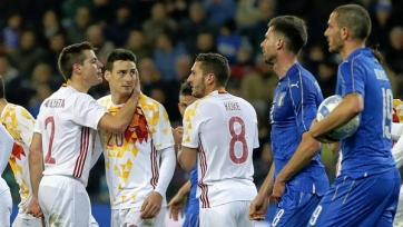 Италия и Испания разошлись миром