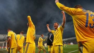 Украина добыла первую победу над Кипром