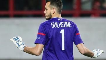 «Локомотив» не торопится продлевать контракт с Гилерме