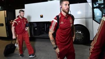 Рамос получил повреждение и не сыграет с Румынией