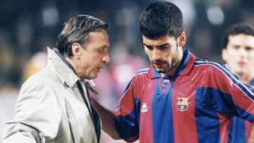 Гвардиола: «Круифф научил нас понимать футбол, его наследие бессмертно»