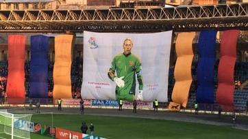 Березовский провёл прощальный поединок за армянскую сборную