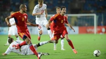 Армения и Беларусь голами не порадовали