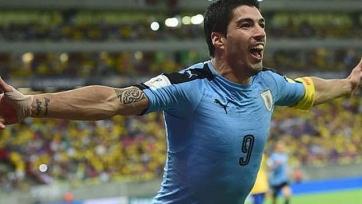 Суарес: «Уругвай добился ничьей благодаря своему характеру»
