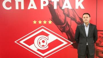 Аленичев: «Хочется заполнить «спартаковский» музей новыми золотыми медалями»