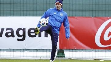 Максимов – ещё один дебютант сборной России