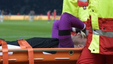 Батленд получил травму в игре с Германией