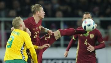 Тарасов: «Неважно, что я отдал голевой пас. Главное, что команда выиграла»