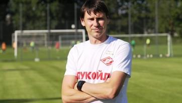 Титов: «Официальная цель «Спартака» - попасть в еврокубки»