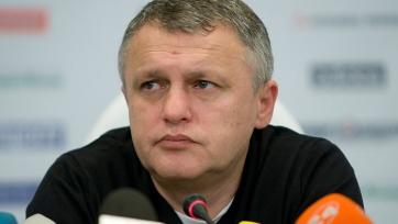 Суркис раскритиковал украинскую сборную