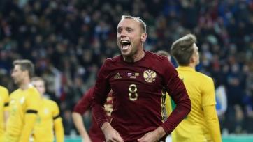 Аленичев: «Глушаков прибавляет с каждым матчем»