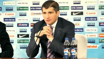 Главный тренер «Енисея» подал в отставку